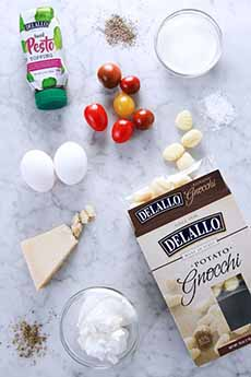 Ñoquis de patata DeLallo
