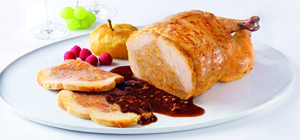 5 ideas de recetas de Navidad para hacer con el capon de cascajares. Una selección de recetas para hacer con esta carne de ave deliciosa.