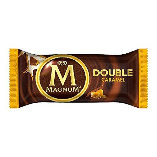 Magnum, barra de helado de caramelo doble, 3.3 oz.  (12 estaciones)