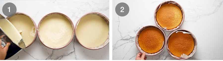Cómo hacer pasteles de Pascua