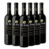 Vino tinto Pata Negra Reserva DO Valdepeñas-6 botellas x 750 ml